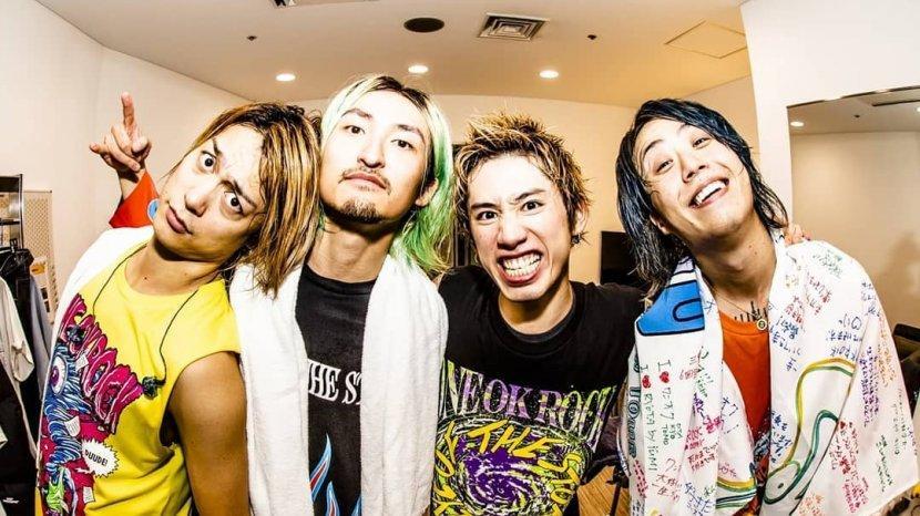Imbas Corona, Konser Band Asal Jepang, One Ok Rock Ditunda Tampil di Indonesia