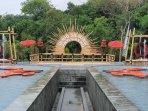 Ada Museum Dukun Santet di ObJek Wisata Talaga Langit yang Berada di Seberang Bukit Cinta Antigalau