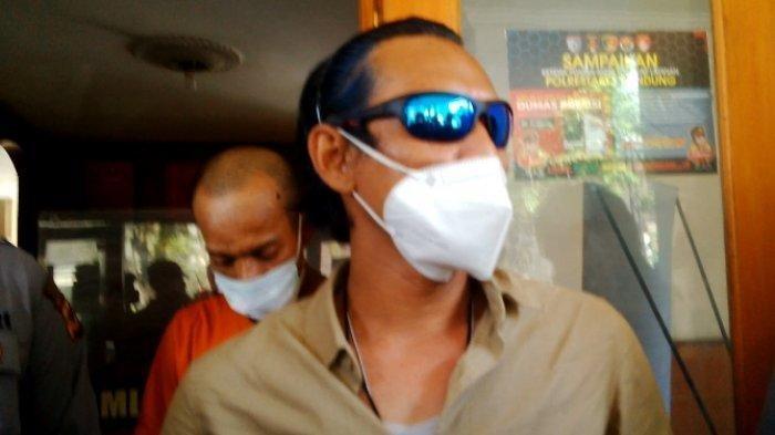 Inilah Sosok AKP Tedi  yang Duel dengan Panglima Geng Motor di Jalan Derwati Bandung