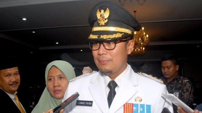 Wali Kota Sukabumi, Achmad Fauzi