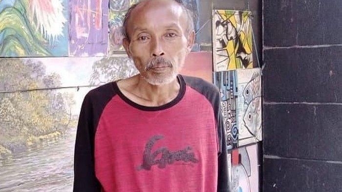 Pelukis di Jalan Braga Bandung Kian Sulit Menjual Lukisannya, Ini Kisah Ade Rahmat