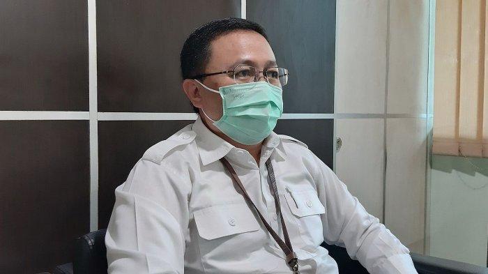 Kabid Penyelenggaraan Haji dan Umrah Kanwil Kemenag Jabar, Ahmad Handiman Romdony