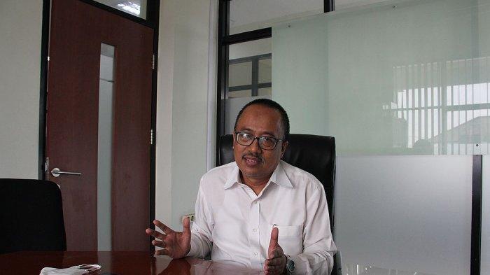 H Aun Gunawan, Ketua Umum Koperasi Peternak Bandung Selatan (KPBS)