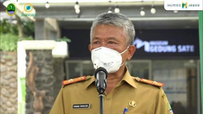 Kepala Dinas Pemberdayaan Masyarakat dan Desa Provinsi Jawa Barat, Bambang Tirtoyuliono