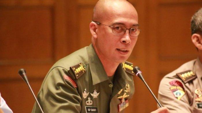 Brigjen TNI I Gusti Putu Danny Nugraha Karya yang gugur dalam tugas di Papua