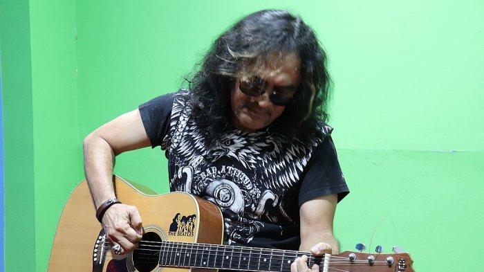 Musisi Time Bomb Blues Moh Budi Irawan alias Budi Arab