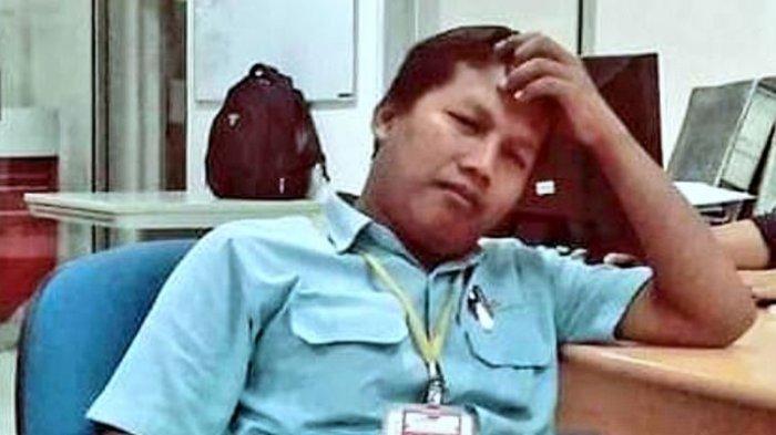 Dadie Mulyadi saat mejadi karyawan