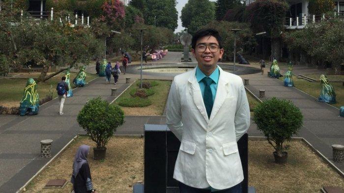 David Wijaya, apoteker alumni Farmasi ITB