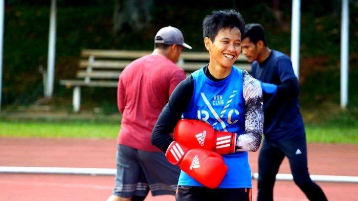 Erny Amalia, atlet tinju perempuan Jabar