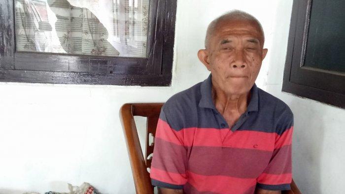 H Saefudin, ayah Hary Susanto