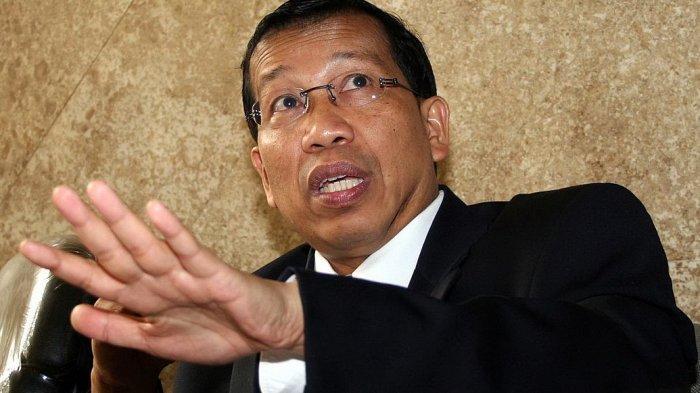 Hamid Awaluddin: Penyebar Berita Bohong Sumbangan Rp 2 Triliun Bisa Dipidanakan.Lecehkan Daya Nalar