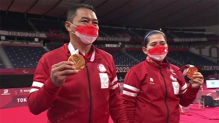 Hary Susanto, Peraih Emas Badminton Paralimpiade Tokyo 2020, Pernah Seasrama dengan Taufik Hidayat