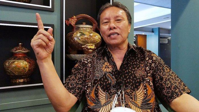 Ketua Perhimpunan Hotel dan Restoran Indonesia (PHRI) Jawa Barat, Herman Muchtar