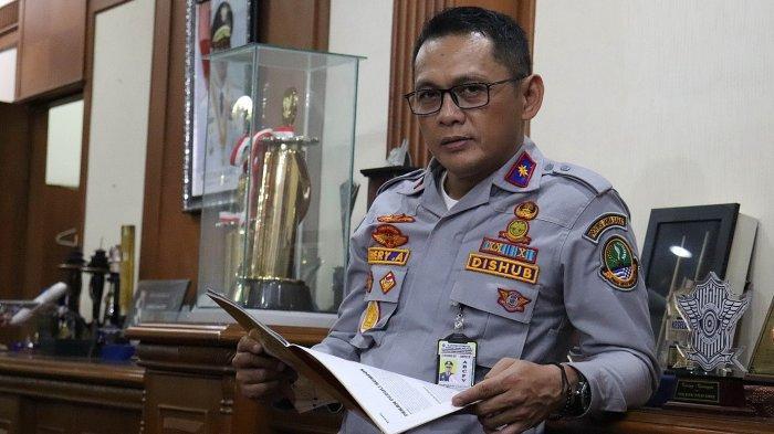 Kepala Dinas Perhubungan Jabar, Hery Antasari