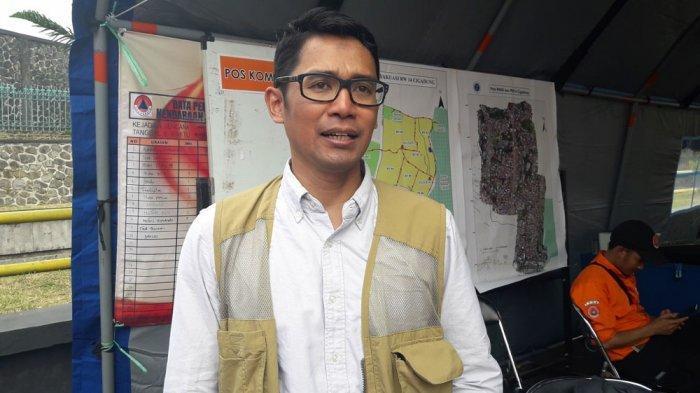Pakar gempa dari ITB, Dr Irwan Meilano