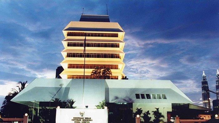 Gedung Kedutaan Besar Republik Indonesia (KBRI) di Kuala Lumpur, Malaysia