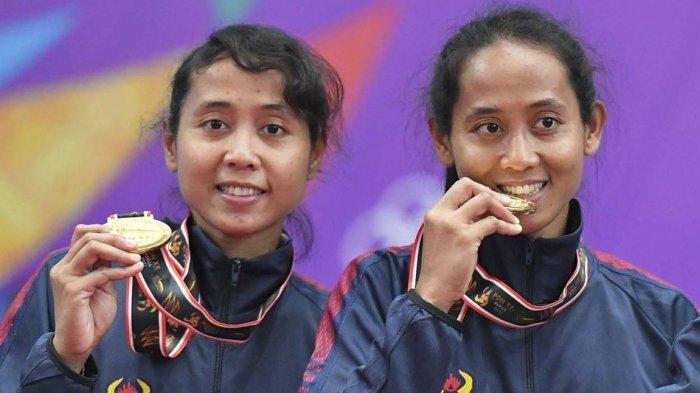 Atlet Indramayu Lena-Leni Bangkit Raih Medali Emas Takraw PON XX, Sebelumnya Sempat Down