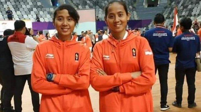 Lena dan Leni, atlet takraw asal Indramayu