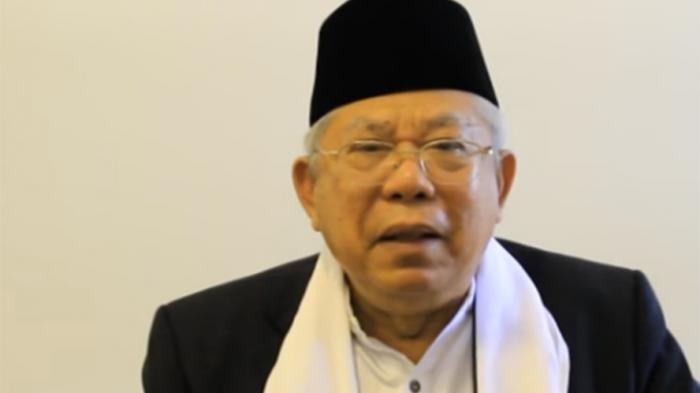 Wakil Presiden Republik Indonesia, Ma'ruf Amin