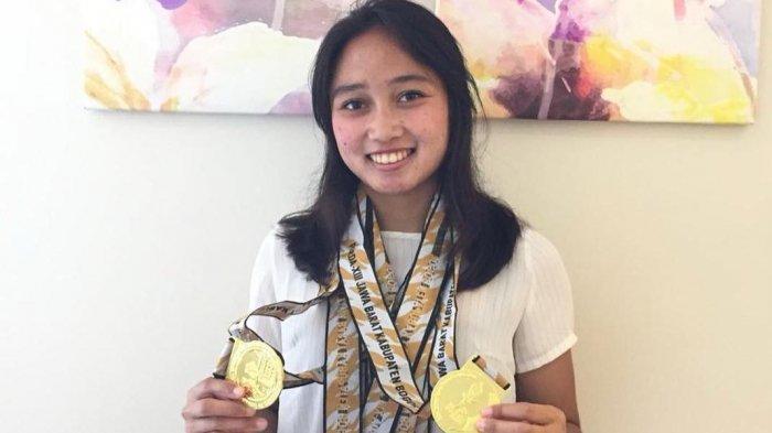 Maudila Tannia Menaklukkan Rasa Takut, Langsung Juara di Kesempatan Pertama