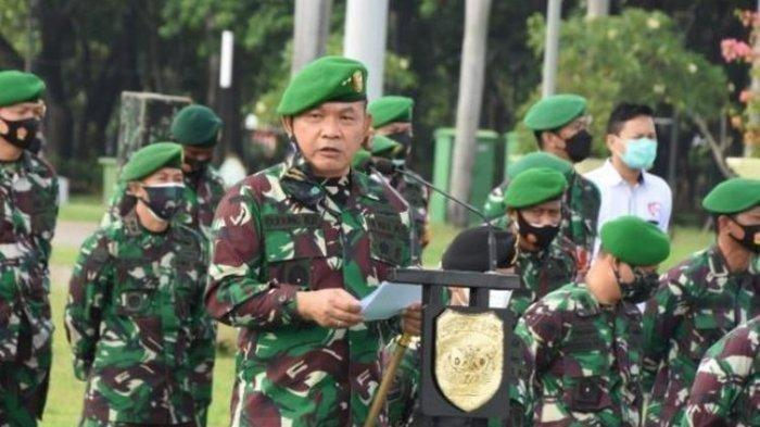 Mayjen TNI Dudung Abdurachman Menjadi Pangkostrad, Kekayaannya Rp 1 Miliar