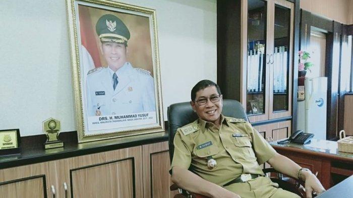 Pelaksana Tugas (Plt) Wali Kota Tasikmalaya, Muhammad Yusuf