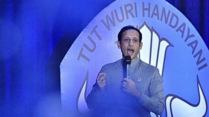 Nadiem Makarim Serasa 20 Tahun Menjadi Menteri Pendidikan, Selalu Siap untuk Skenario Terburuk
