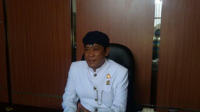 Ketua DPRD Kabupaten Ciamis, Nanang Permana