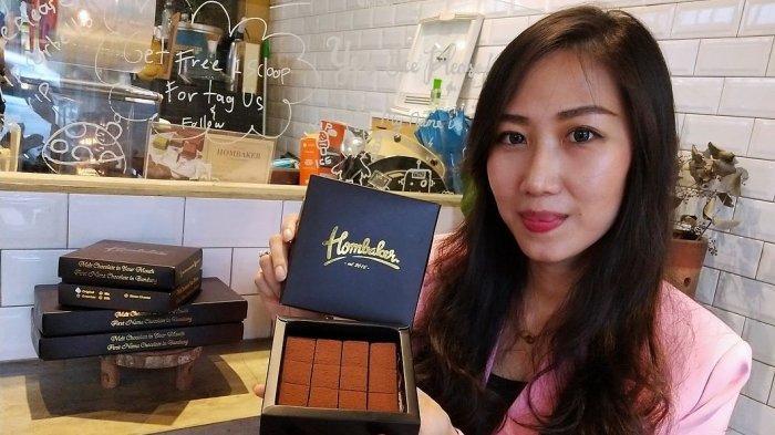 Natalia Sunanto Dulu Bikin Dapur Berantakan, Kini Usaha Kue Cokelatnya Berjaya