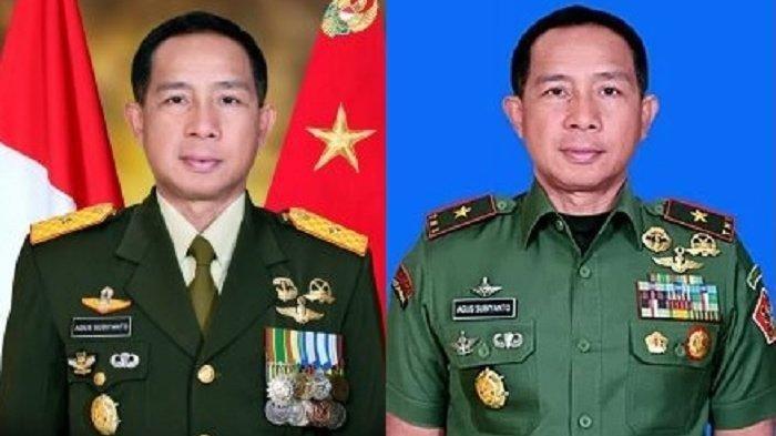 Menjabat Pangdam III/Siliwangi, Mayjen TNI  Agus Subiyanto Merasa Pulang ke Kampung Halamannya