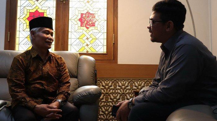 Rafani Akhyar, Sekretaris Umum Majelis Ulama Indonesia (MUI) Jawa Barat