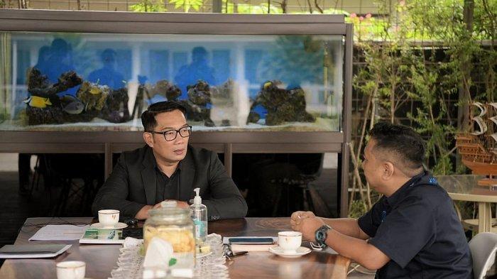 Ridwan Kamil Akui Sudah Tidak Ada untuk Bansos Covid-19, Berharap Herd Imunity Tercapai