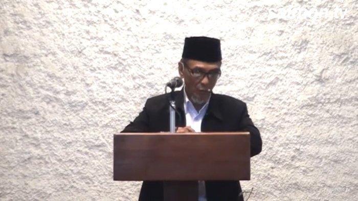 Prof Sanusi Uwes Menjadi Ketua DPW Partai Ummat Jabar, Berupaya Penuhi Legalitas Menkumham