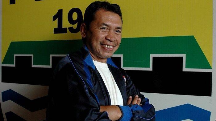 Bobotoh Tidak Akan Lupa Gol Sutiono Lamso ke Gawang Petrokimia, Kini Jadi Pelatih di Beberapa SSB