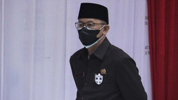 Ketua DPRD Indramayu Syaefudin: Biarkan Lahan Tambak Menjadi Tambak. Akui Yance Guru Politiknya