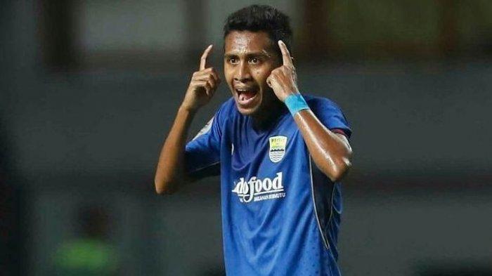 Muhammad Syafril Lestaluhu Kembali ke Tim Utama Persib Maung Bandung