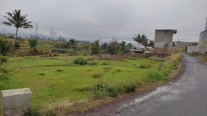 Tanah milik Agus Rubini di KampungSindangwargi, Kelurahan Sukajaya, Kecamatan Tarogong Kidul, Kabupaten Garut