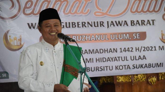 Uu Ruzhanul Ulum, Wakil Gubernur Jabar