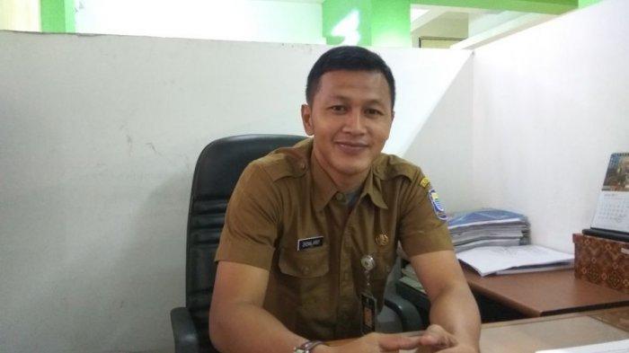 Zaenal Arief sebagai ASN di Kantor Dinas Pelayanan Pajak (Disnyanjak) Kota Bandung, Senin (12/6/2017) silam.