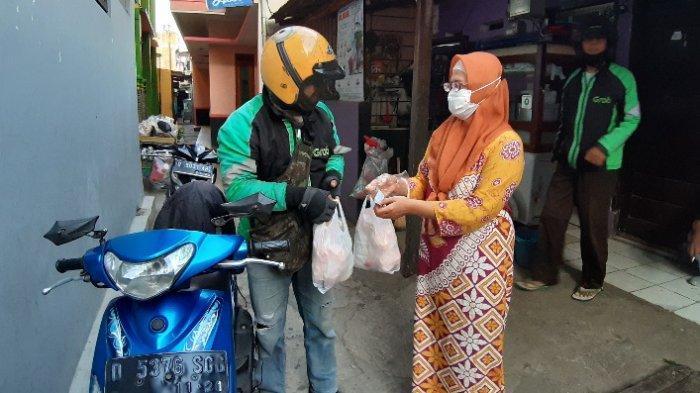 Bubur Ayam Gratis untuk Pasien Isoman Covid-19, Kepedulian dari Penduduk Gang Sempit di Kota Bandung