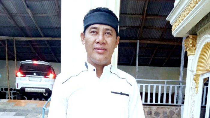 Kepala Desa Ciririp, Kecamatan Sukasari, Kabupaten Purwakarta, H Mahdum
