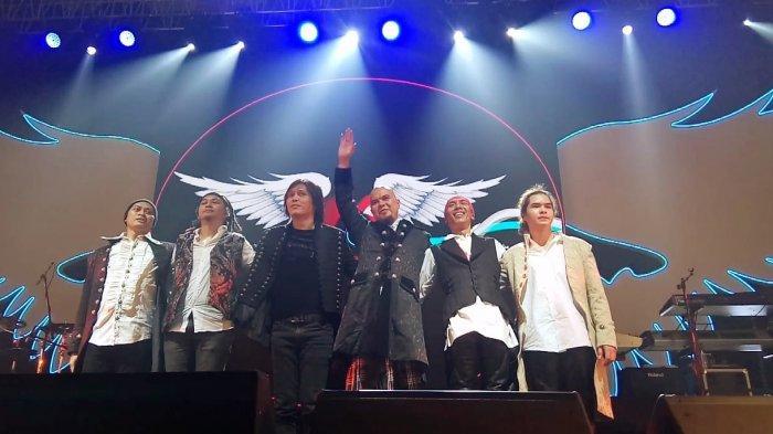 Dewa '20 Tahun Bintang Lima Tour 2020'