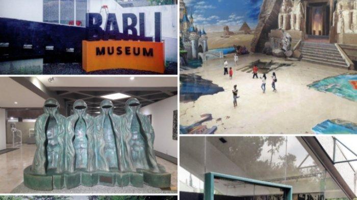 Lima Wisata SeniPaling Hits dan IstamableDi Kota Bandung