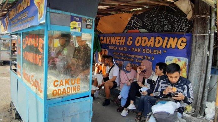 Cerita Odading Mang Oleh, Jajanan Viral di Bandung yang Disebut Gubenur Jawa Barat Ridwan Kamil