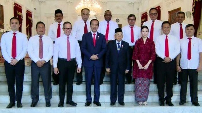 Rincian Gaji Wakil Menteri: Ada Tunjangan Perumahan Rp 35 Juta per Bulan jika Tak Dapat Rumah Dinas