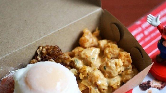 Resep Kreasi Ayam Salted Egg, Hidangan Praktis yang Bisa Anda Bikin di Rumah