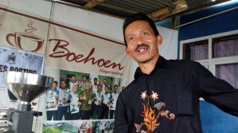 Kesederhanaan Ustaz Sulaeman, Juragan Kopi di Rancakalong yang Kenalkan Kopi Sumedang di Mancanegara