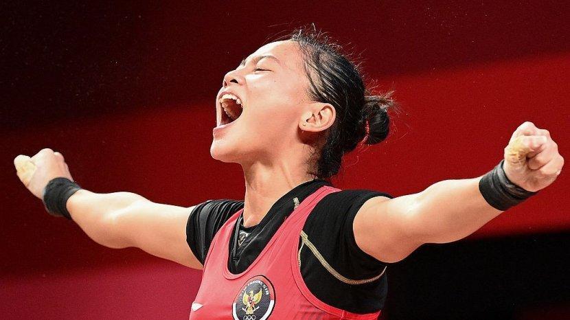 Windy Cantika Aisah, Mojang Bandung Peraih Medali Olimpiade Tokyo, Bupati & Gubernur Beri Hadiah