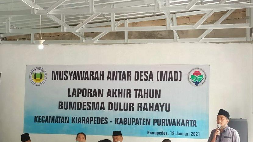 Badan Usaha Milik Desa Ini Memperoleh Laba Bersih Rp 550 Juta di Tengah Pandemi Covid-19