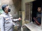 Brigadir Ruslan Hadiyatna Membangun Rumah untuk Ustaz Alfin, Guru Mengaji yang Difabel di Pamarican